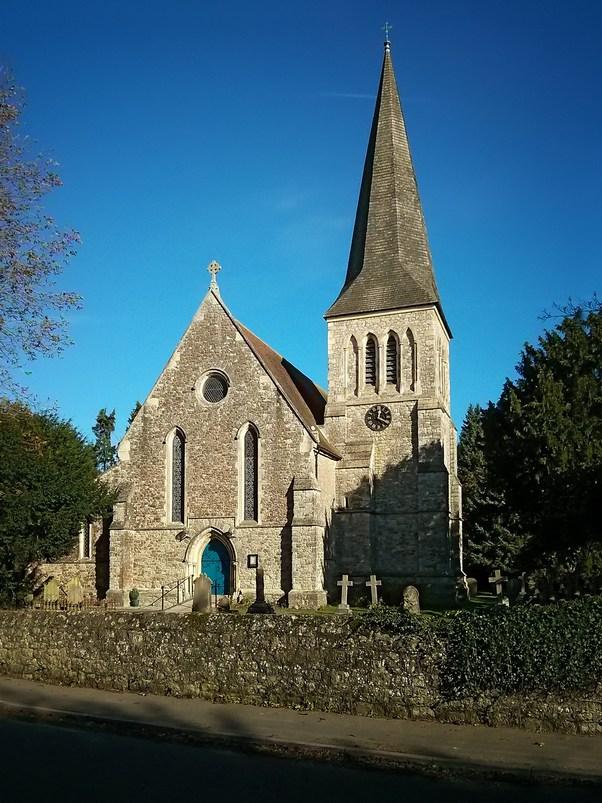 St. Margaret's Church, Collier Street