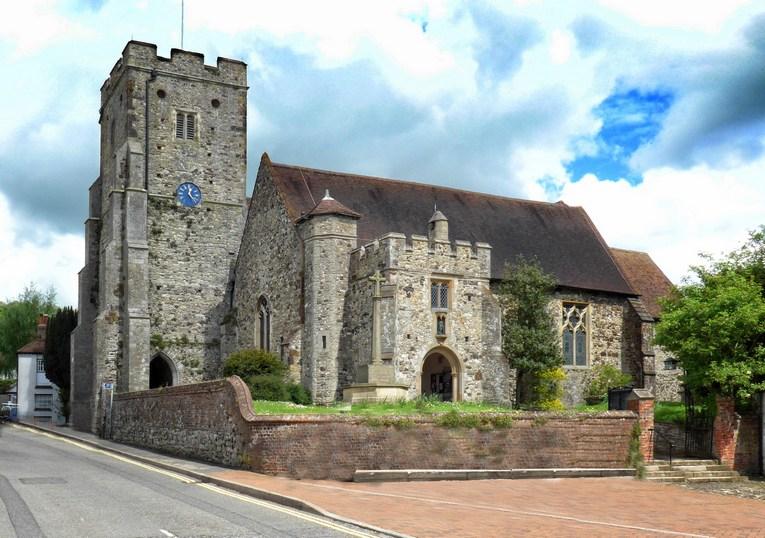 Wrotham Church