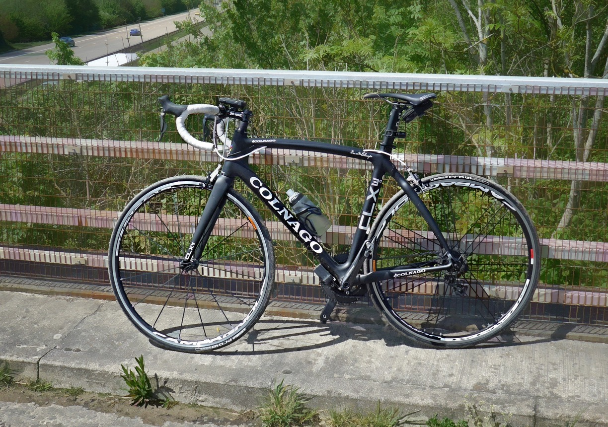 colnago black saddle2r