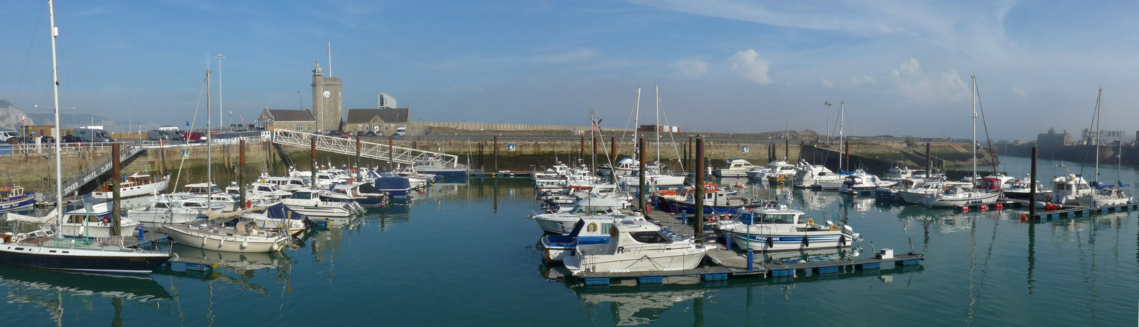 Dover Harbour Header -r