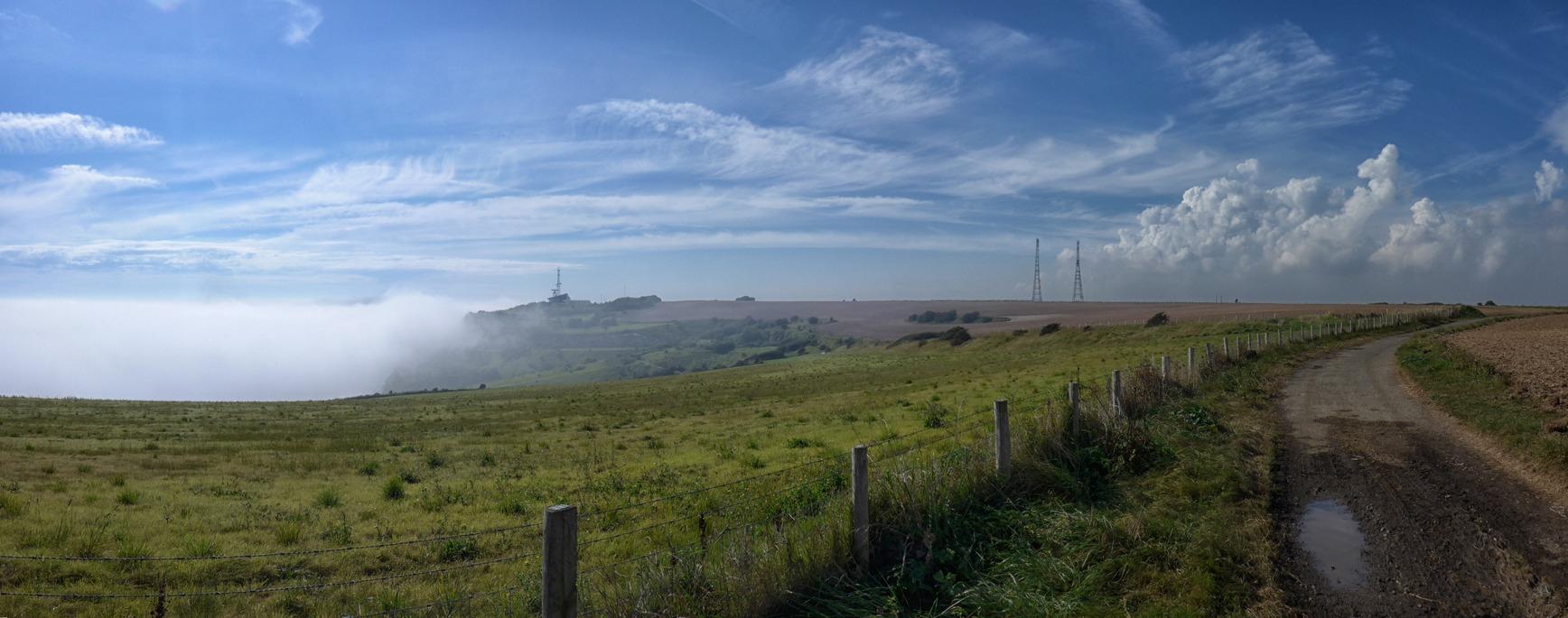 Foggy Dover -r