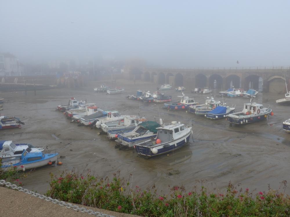 Folkestone harbour -r