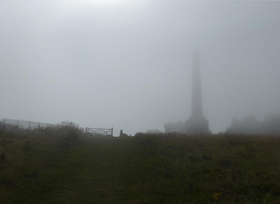 Misty Monument -r