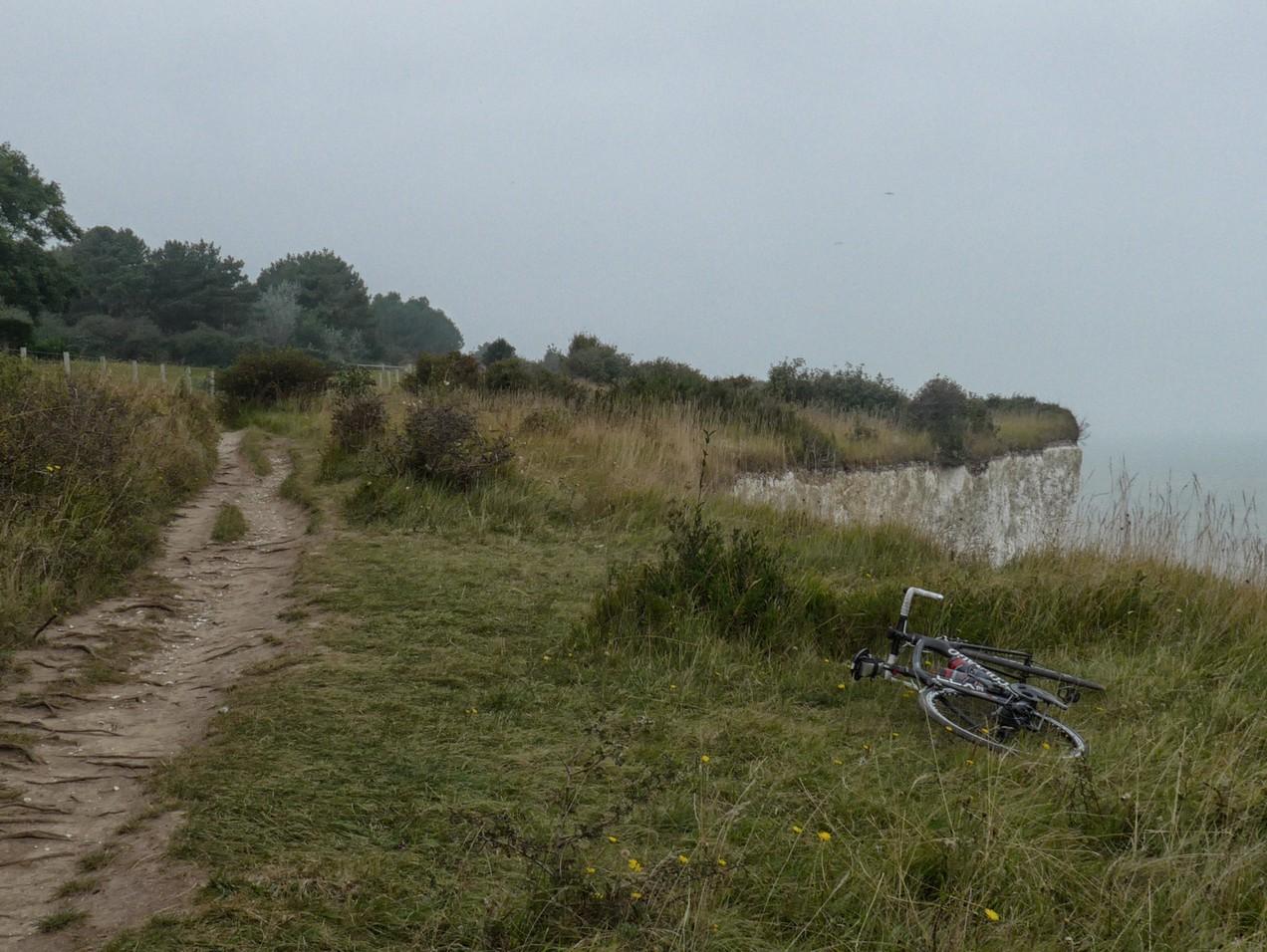 ... not exactly road bike territory!