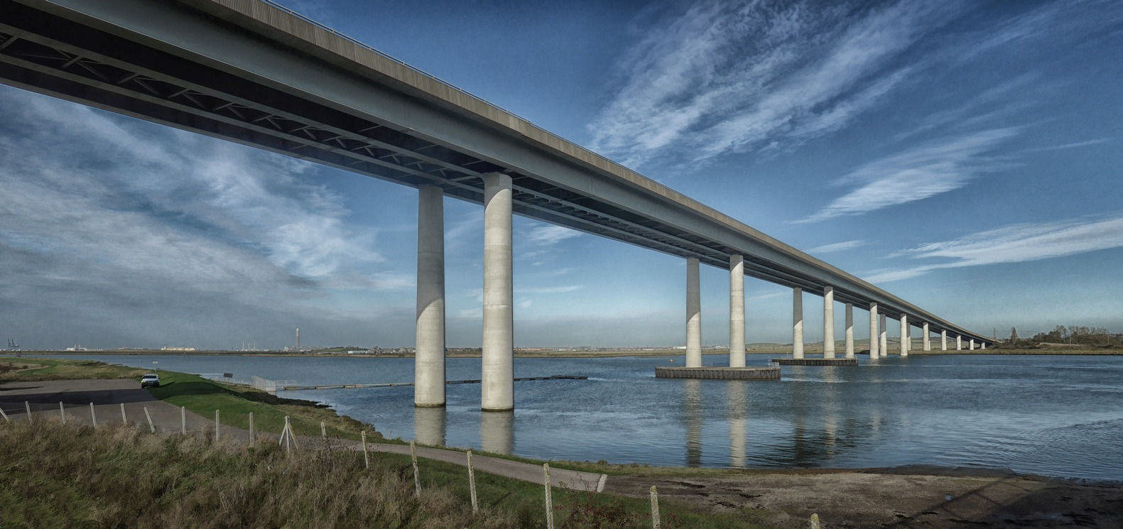 Sheppey Bridge -r