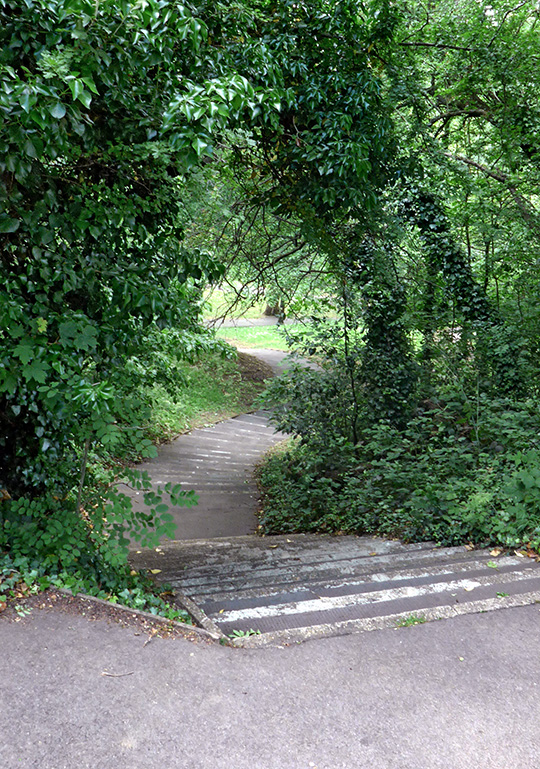 Maryon Park Steps