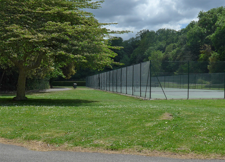 Maryon Park Tennis Courts