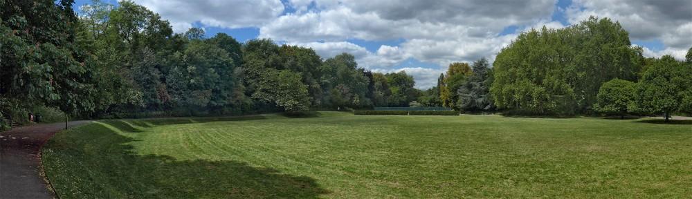 Maryon Park pan