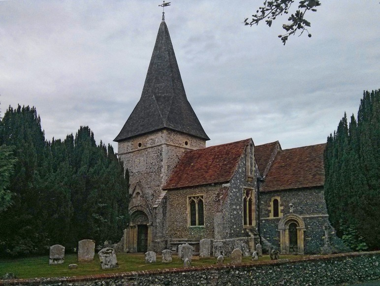 Saint Mary's, Patrixbourne