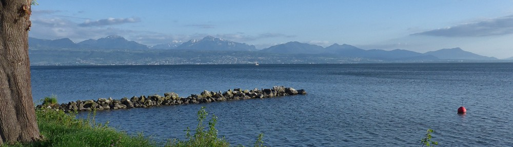 Lac Leman Header