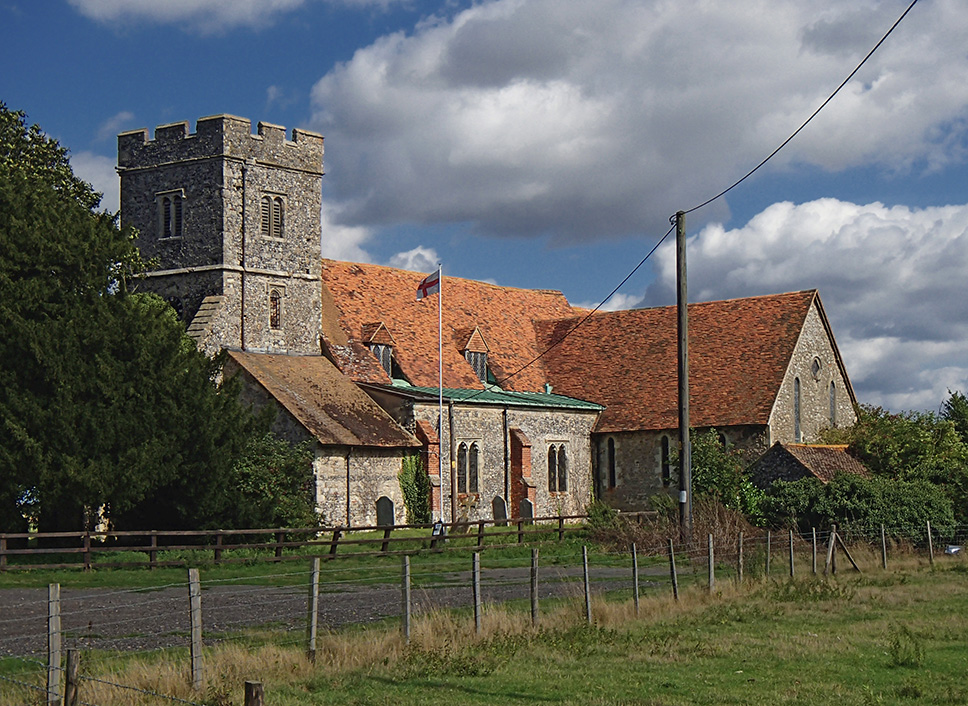 Teynham-Church