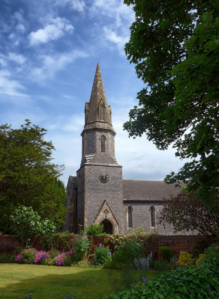 Church of St Mary, Lower Hardres