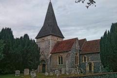 Saint Mary's, Patrixbourne
