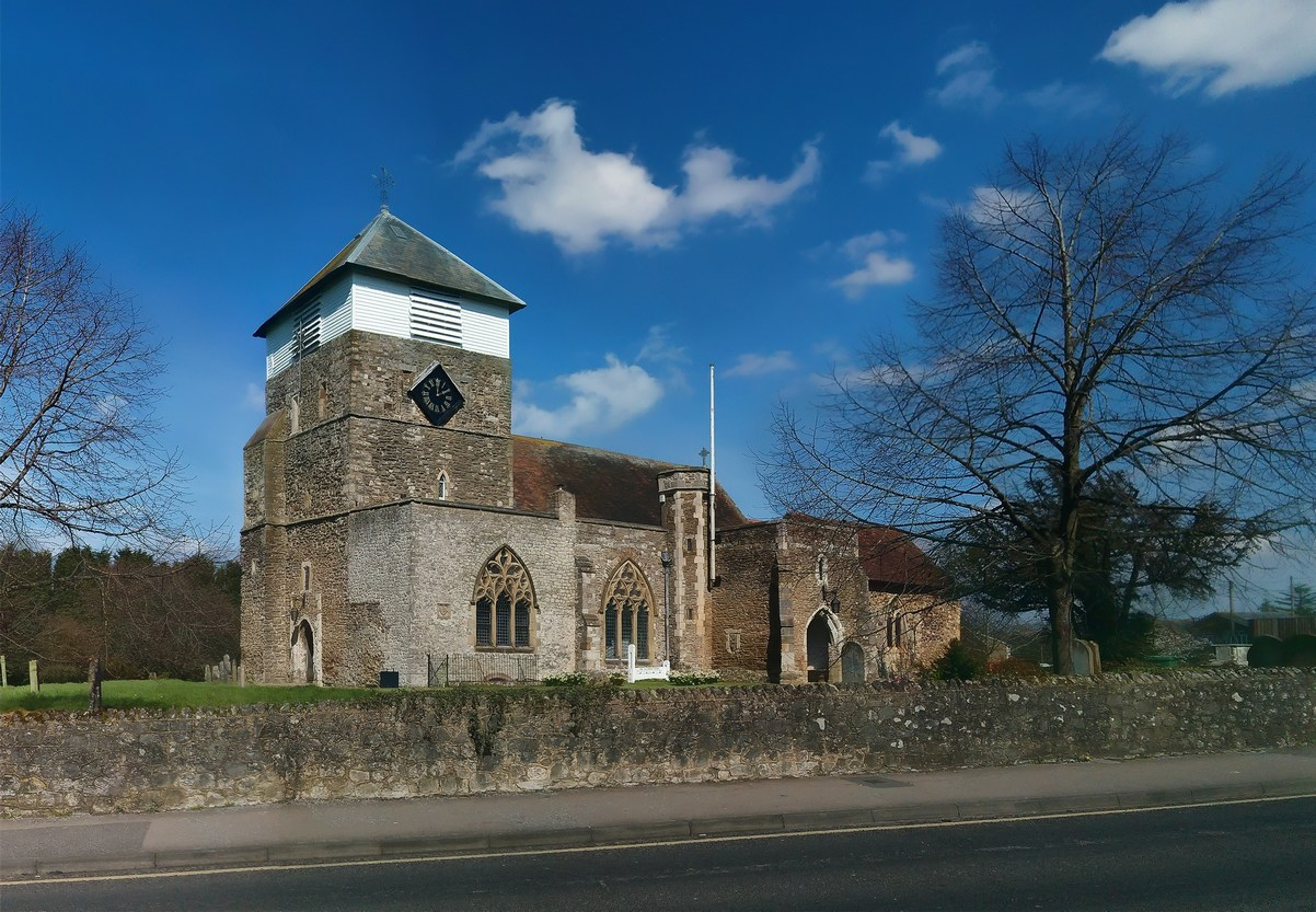 St Michael and All Angels Church, Marden