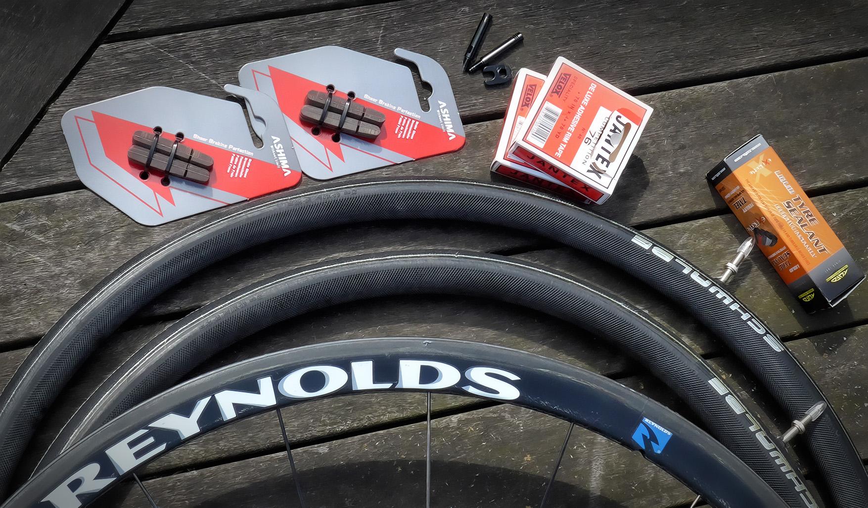 Wheel bits
