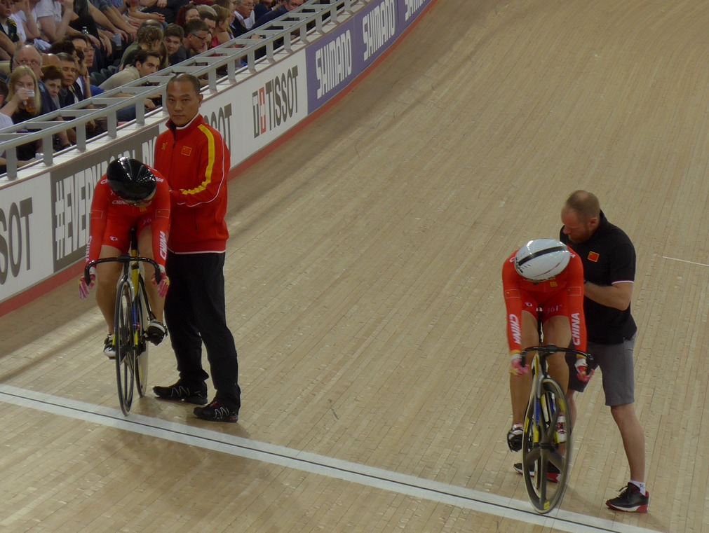 Velodrome, London