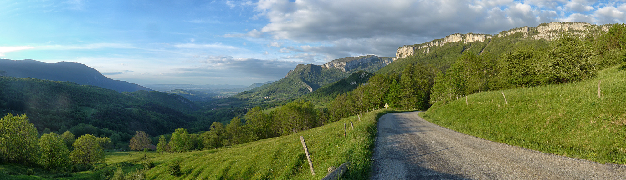 Descent from Col de la Portette-Header