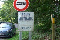 Route Autrans
