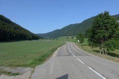 Autrans road
