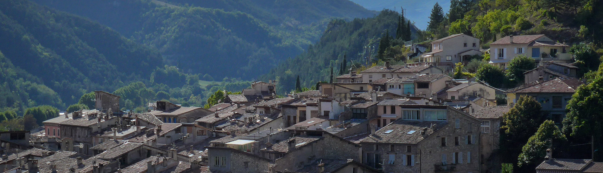 Puget Théniers, Alpes-Maritime