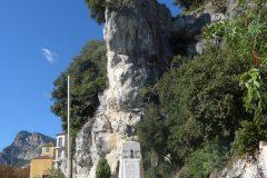 War memorial, Gilette, Alpes-Maritimes