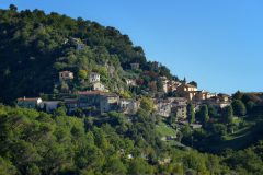 Gilette, Alpes-Maritimes