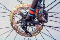 GT Grade Carbon Ultegra brakes